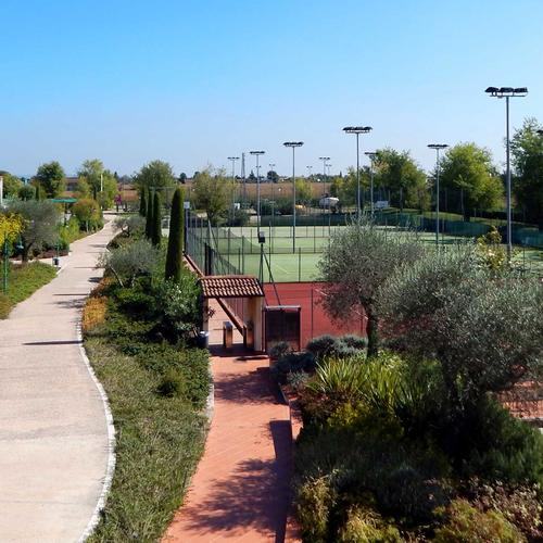 Area sport Garda Resort Vilage